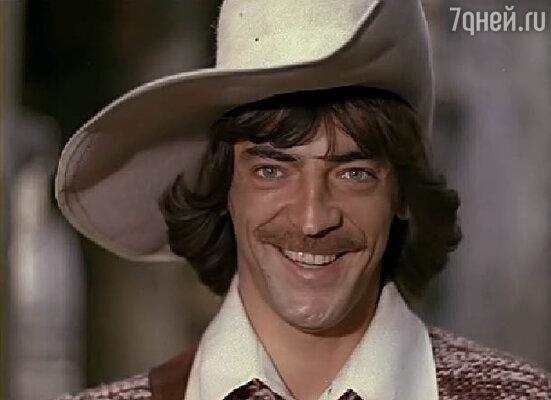 Очень хотел сниматься в роли Монте-Кристо Миша Боярский — по-моему, он мне этой обиды не простил. После его проб я был в панике