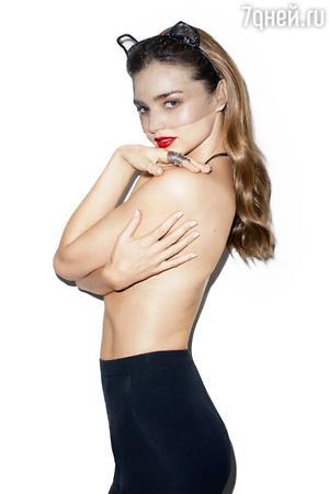 Миранда Керр для журнала Harper's Bazaar Australia 2013
