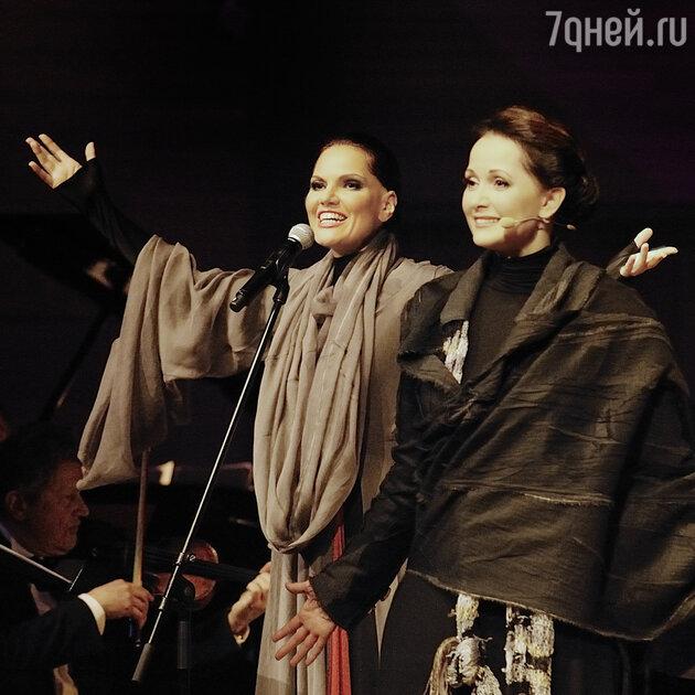 Ольга Кабо, Нина Шацкая