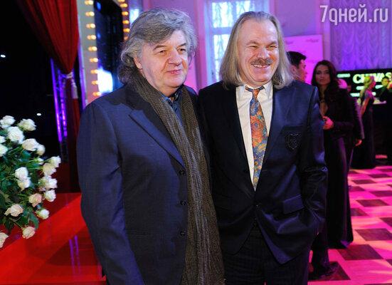 Владимир Матецкий и Владимир Пресняков