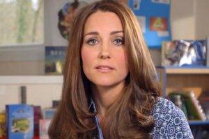 Беременная Кейт Миддлтон борется с депрессией
