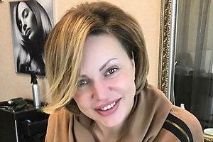 Алла Довлатова готовится стать мамой в четвертый раз