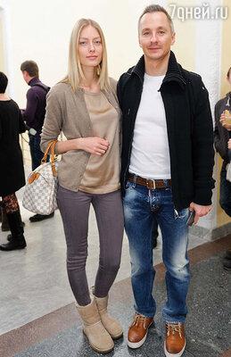 Лиза и Степан Михалковы