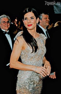 Сандра Буллок получила награду зрительской аудитории MTV «Признание поколения»
