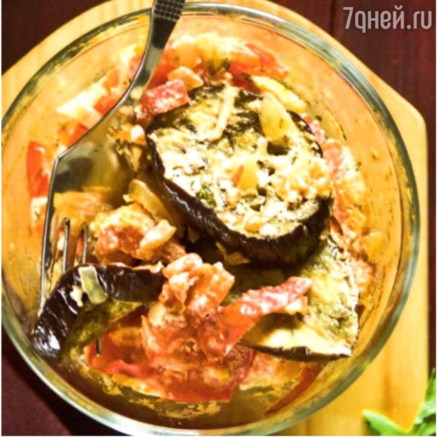 Баклажаны с йогуртом: рецепт основного блюда
