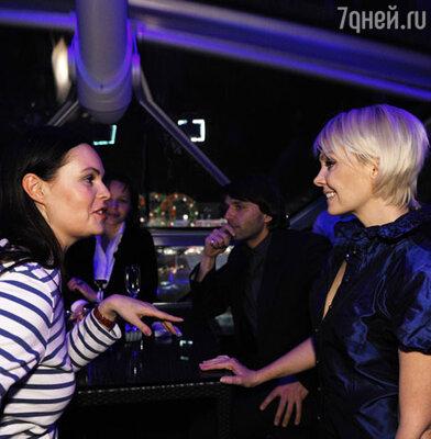 Екатерина Андреева и Валерия