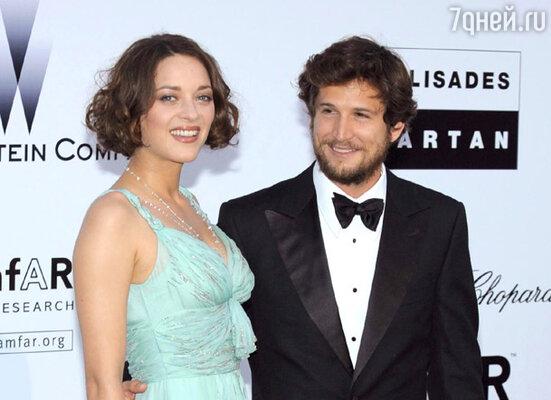 В январе 2011 года Гийом и Марион объявили, что ждут ребенка