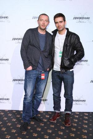 Алексей Агранович и Петр Федоров