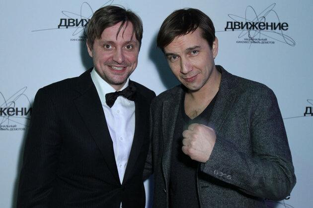 Артем Михалков и Роман Прыгунов