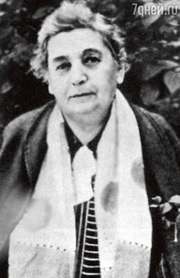 Мать Елизавета Борисовна