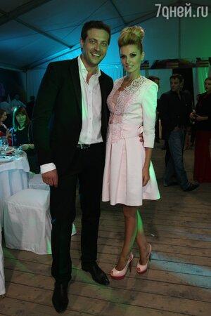 Кирилл Сафонов и Саша Савельева