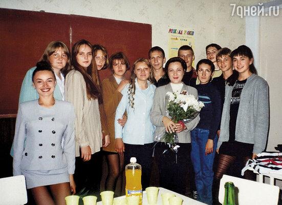 Учась в Хмельницком педучилище, я посещала курсы английского