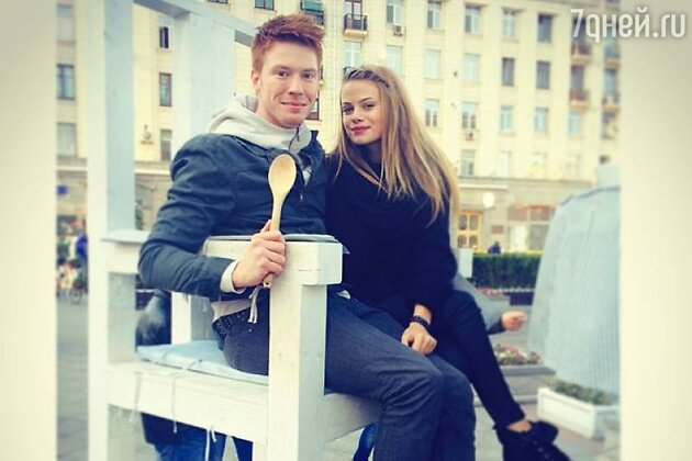Владимир ПРесняков и Алена Краснова