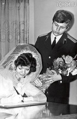 Родители поженились по большой любви