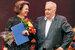 Лариса Голубкина с Эльдаром Рязановым