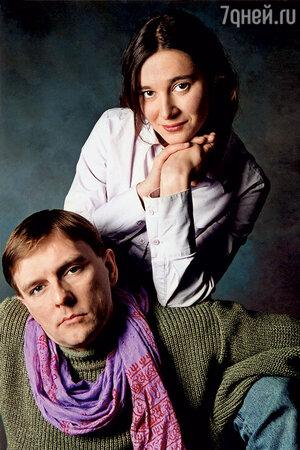 Алексей Нилов и Полина Каманина
