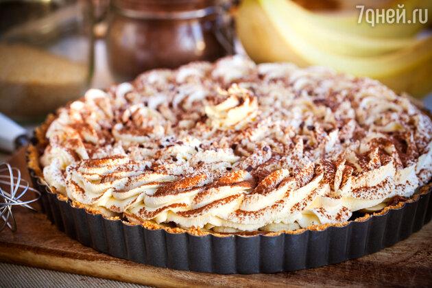 Банановый пирог: рецепт от шеф-повара Мишеля Ломбарди