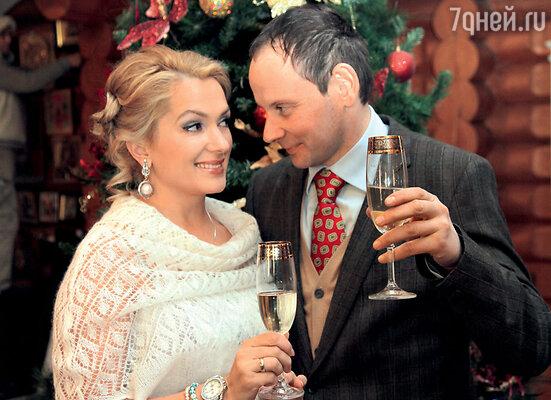 Мария Порошина и Даниил Спиваковский сыграли мужа и жену