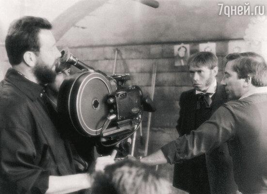 «Бакенбарды» Юрия Мамина стали для Сухорукова пропуском в большое кино