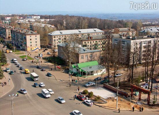 Мой родной Зеленодольск — маленький провинциальный городок. Таких в России — тысячи…