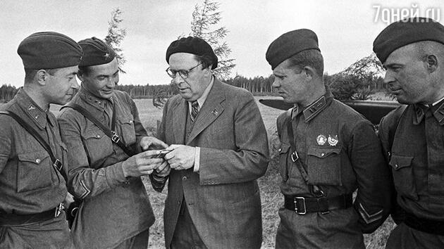 ������� ������� �� ������� � ������� ������� �����. 1941 �.