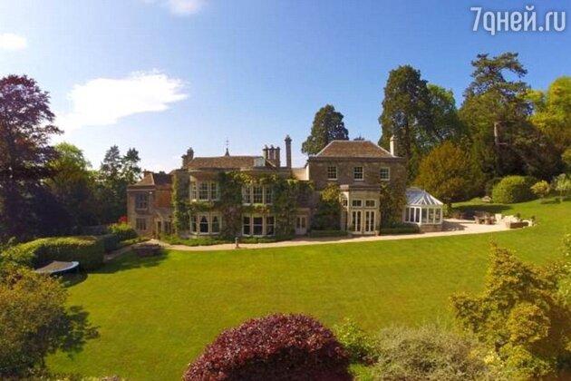 Замок в графстве Глостершир