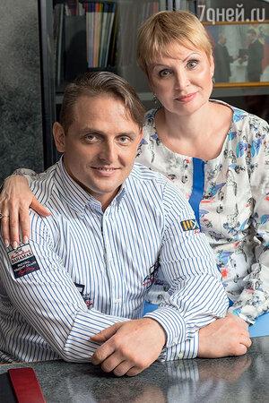 Татьяна и Аскольд Запашные