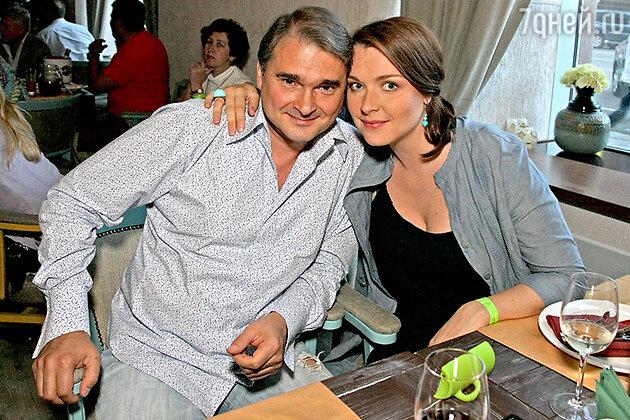 Светлана Антонова И Александр Жигалкин