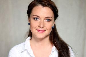 Светлана Антонова в третий раз стала мамой