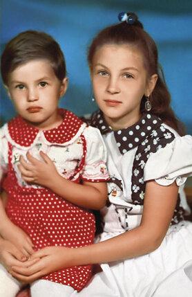 Перед смертью мама меня просила: «Если что-то со мной случится, никогда не оставляй сестру..».