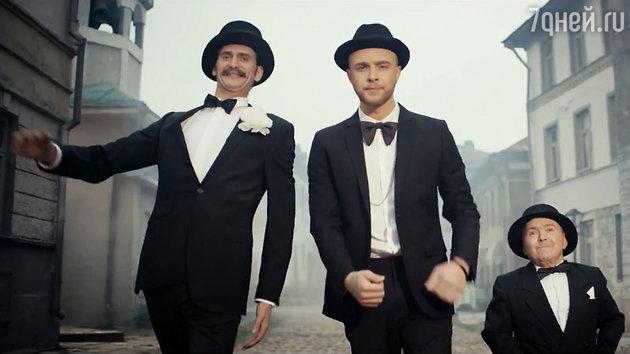 Егор Крид в клипе «Самая самая»