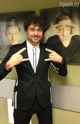 Ведущим праздничного вечера был несравненный Дмитрий Оленин