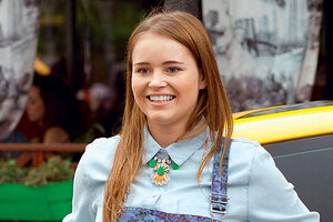 Звезда «Физрука» Полина Гренц: «Я похудела на 16 килограммов, отказавшись от сладкого»