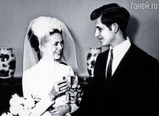 Наша свадьба с Галиной
