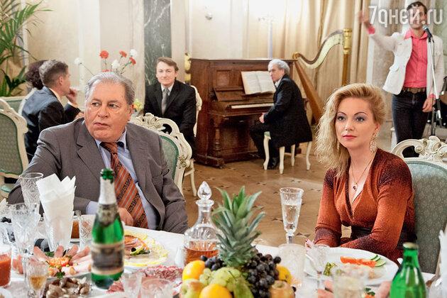 Ольга Будина  и Валентин Смирнитский