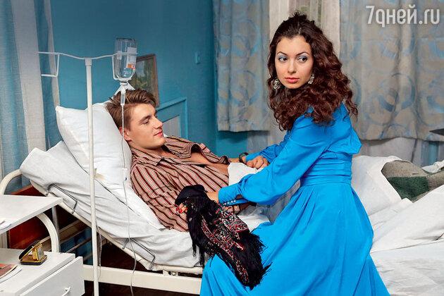 Дарья Пашкова и Алексей Воробьев
