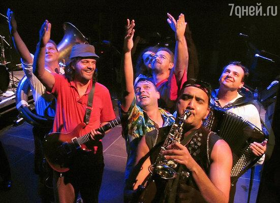 «Emir Kusturica & The No Smoking Orchestra»