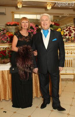 Владимир и Тамара Винокур