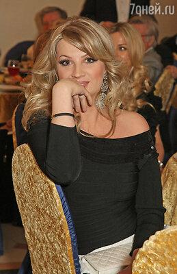 Супруга Стаса Михайлова Инна