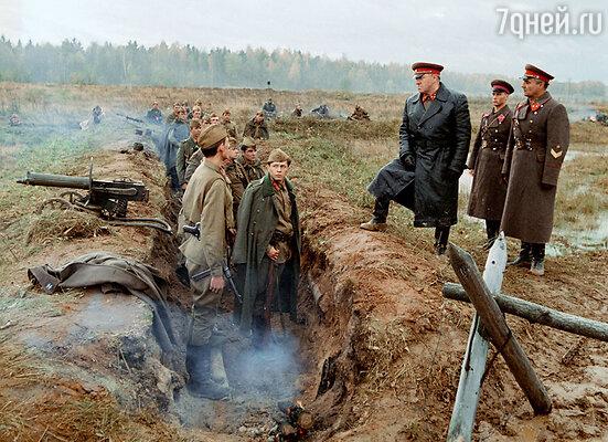 «Когда искали артиста на роль маршала Жукова, сам Георгий Константинович предложил Ульянова»