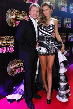 Николай Басков и Виктоория Боня