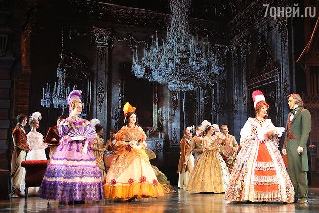 Премьера мюзикла «Джейн Эйр» в «Московской оперетте»