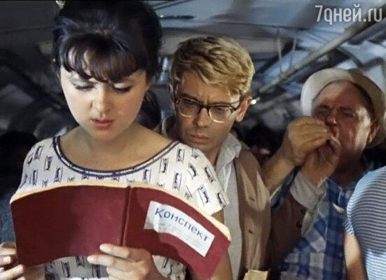 Режиссер Леонид Гайдай в 1965 году снял короткометражный фильм «Наваждение»