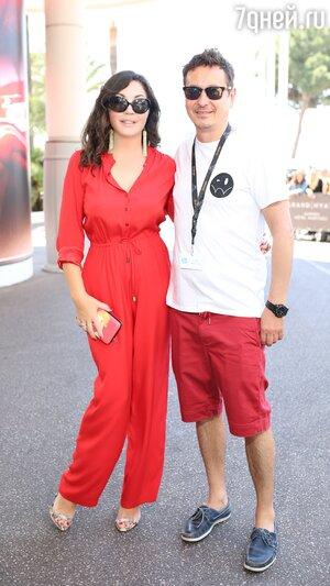 Мария Лемешева и Влад Опельянц
