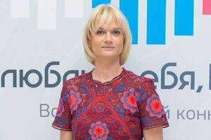 Светлана Хоркина удивила ярким нарядом