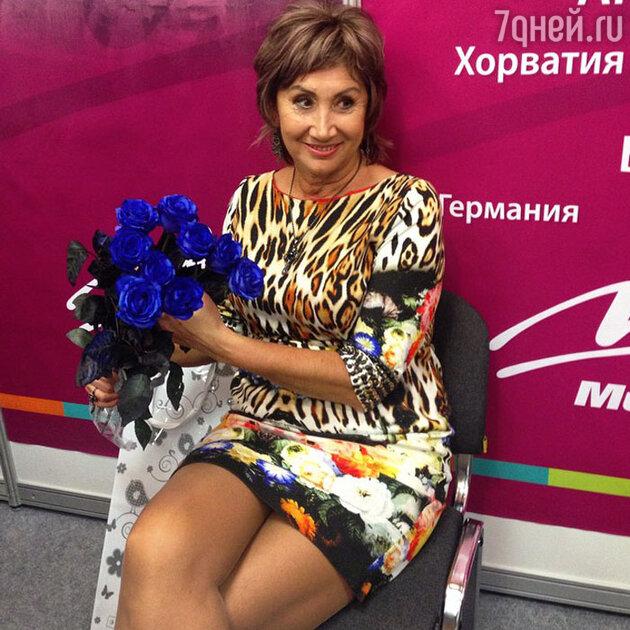 Лариса Шаляпина