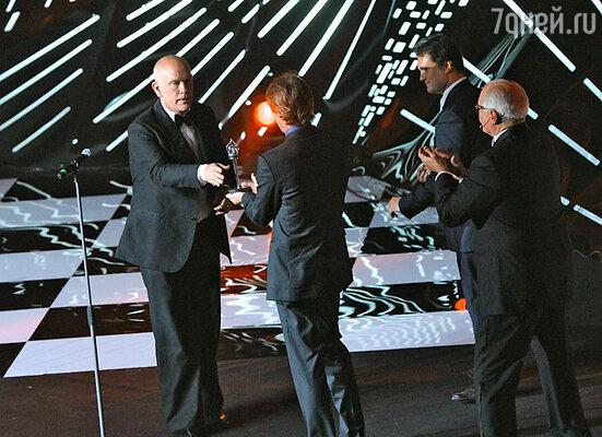 В этом году премию за вклад в мировой кинематограф вручили голливудскому актеру Джону Малковичу