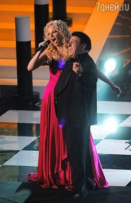 Оперные певцы Мария Максакова и Зураб Соткилава