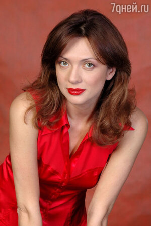 Ольга Дроздова. Фотосессия 2004 год