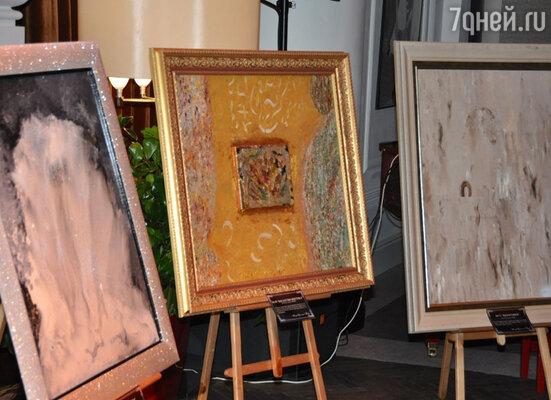 Каждая картина Мехди вызывает определенные  эмоции – радость, счастье, волнение, тревогу